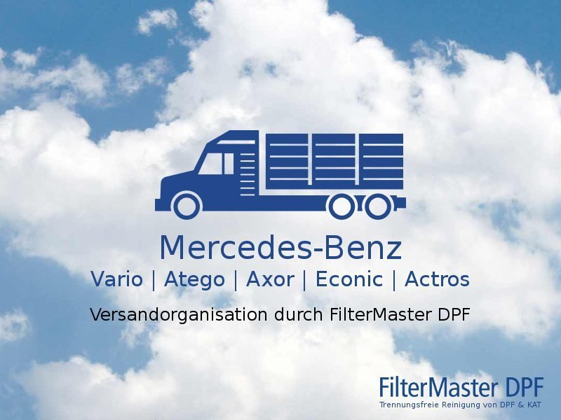 Mercedes-Benz_Filterreinigung_Vario_Atego_Axor_Econic_Actros_Versand_FilterMaster_DPF
