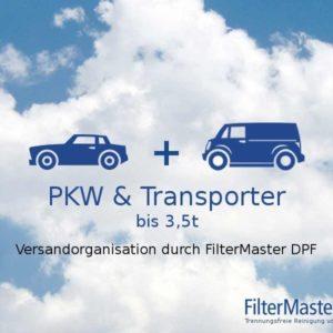 Partikelfilterreinigung_PKW_und_Transporter_bis_3,5t-Versandorganisation_FilterMaster_DPF