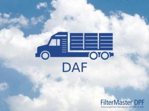 Filterreinigung DAF LKW