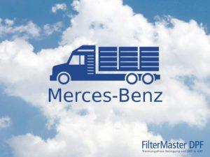 Filterreinigung Mercedes-Benz LKW