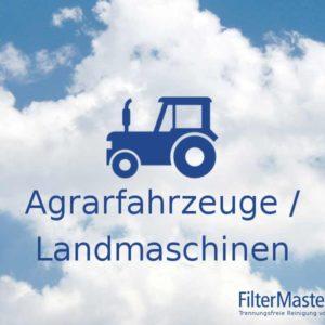 Landmaschinen Filterreinigung
