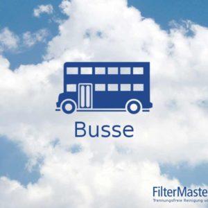 Bus Filterreinigung
